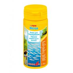 SERA Micron 50 ml - pokarm planktonowy wspierający wzrost [SE-00720] 50 ml