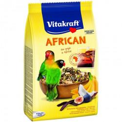VITAKRAFT AFRICAN 750g karma d/małych pap. afryk.