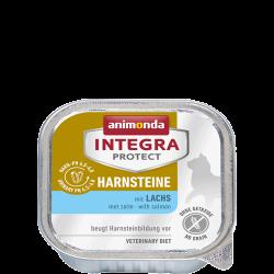 ANIMONDA INTEGRA Protect Harnsteine szalki z łososiem 100 g