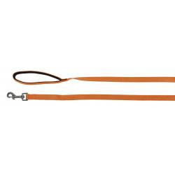 KERBL Smycz treningowa, pomarańczowa, 10m x 20mm [81047]