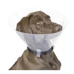 KERBL Kołnierz ochronny dla psa, 31 – 38 cm x 15 cm [81115]