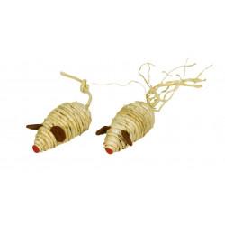 KERBL Zabawka dla kota myszka, 7 cm [82632]