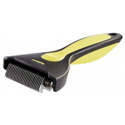 KERBL Zgrzebło zapobiegające filcowaniu ShedMonster™, 23 zęby [81945]
