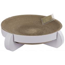KERBL Drapak dla kota, łóżko Platinum, 35 x 35 x 10 cm [81555]