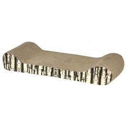 KERBL Deska do drapania dla kota Drift, 48,5 x 18,5 x 7,5 cm [81668]