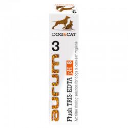 AURUM 3 - Zasadowa płukanka do higieny uszu psów i kotów 500ml.