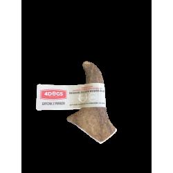 4DOGS GRYZAK S HARD z poroża daniela 10cm