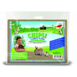 """CHIPSI Climate Floor size """"L""""  0,6 kg mata konopna 45x95cm"""