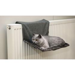 KERBL Hamak dla kota Paradies, 45 x 30 cm, szary [81563]