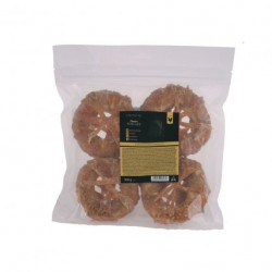 FITMIN FFL dog treat rawhide donut 500g