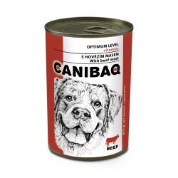 CANIBAQ Classic konserwa dla psa - wołowina 415g