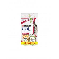 PURINA CAT CHOW SPECIAL CARE UTH Bogata w kurczaka 1,5kg + GRATIS 2x85g