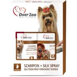 OVERZOO ZESTAW SILK + SZAMPON YORK 500 ml