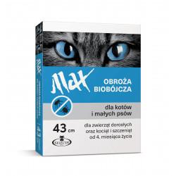 SELECTA Obroża biobójcza Max 43 niebieska