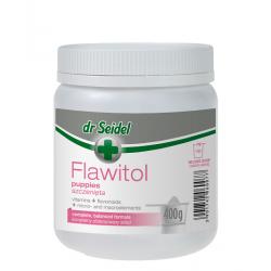 FLAWITOL dla szczeniąt 400 g