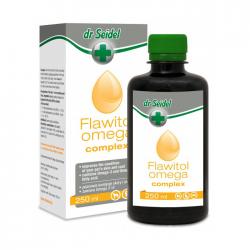 FLAWITOL OMEGA COMPLEX zdrowa skóra, piękna sierść 250 ml
