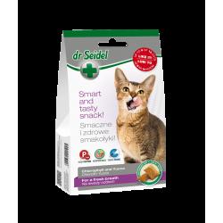 DR SEIDEL SMAKOŁYKI na świeży oddech dla kotów 50 g