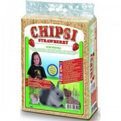 "CHIPSI Strawberry 60l 3,2 kg ""wiórowe"""