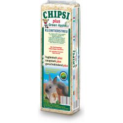 "CHIPSI Green Apple,15l, 1 kg ""wiórowe"""