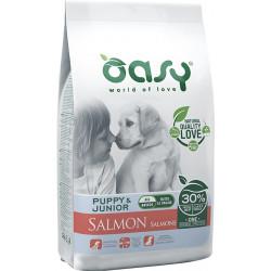 OASY ONE ANIMAL PROTEIN Puppy & Junior - Łosoś 2,5 kg