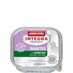 ANIMONDA INTEGRA Protect Diabetes szalki z królikiem 100 g
