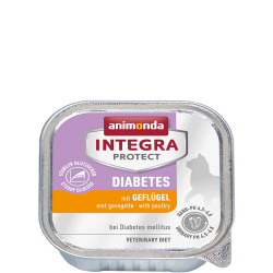 ANIMONDA INTEGRA Protect Diabetes szalki z drobiem 100 g