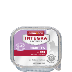 ANIMONDA INTEGRA Protect Diabetes szalki z wołowiną 100 g