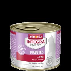 ANIMONDA INTEGRA Protect Diabetes puszki z wołowiną 200 g