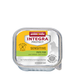 ANIMONDA INTEGRA Protect Sensitive szalki czysty indyk 100 g