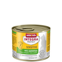 ANIMONDA INTEGRA Protect Sensitive puszki indyk i ziemniaki 200 g