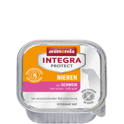 ANIMONDA INTEGRA Protect Nieren szalki z wieprzowiną 150 g