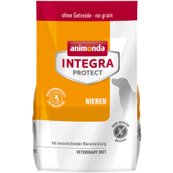 ANIMONDA INTEGRA Protect Nieren worki suche 4 kg