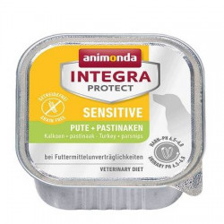 ANIMONDA INTEGRA Protect Sensitive szalki indyk i pasternak 150 g