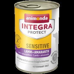 ANIMONDA INTEGRA Protect Sensitive puszki jagnięcina i amarantus 400 g
