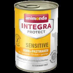 ANIMONDA INTEGRA Protect Sensitive puszki kurczak i pasternak 400 g