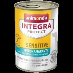 ANIMONDA INTEGRA Protect Sensitive puszki konina i amarantus 400 g