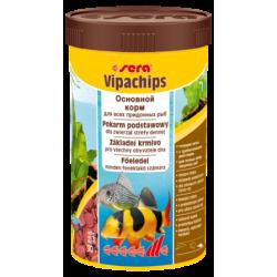 SERA Vipachips - saszetka 15g, chipsy tonące - pokarm podstawowy [SE-00516] 15 g