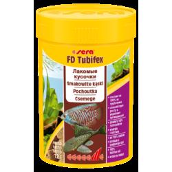 SERA Przysmak FD Tubifex 100 ml [SE-01340] 100ml