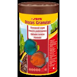 SERA Discus Granules 100 ml, granulat - pokarm dla pielęgnic [SE-00300] 100 ml