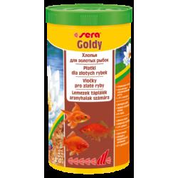 SERA Goldy 100 ml, płatki - pokarm dla złotych rybek [SE-00840] 100 ml