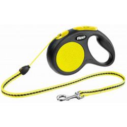 FLEXI SMYCZ Neon (New Classic), Rozm. S, Sznurek 5m [FL-5215]