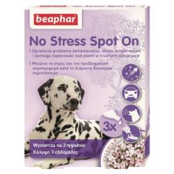 BEAPHAR NO STRESS SPOT ON DOG 0,7ML - 3 pipety dla psów