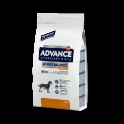 ADVANCE DIET Weight Balance Mini - sucha karma dla psów ras małych 1,5kg [923526]