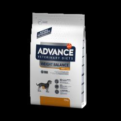 ADVANCE DIET Weight Balance Mini - sucha karma dla psów ras małych 7,5kg [928018]