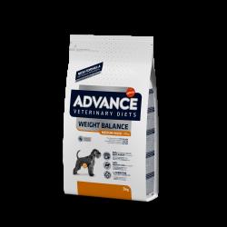 ADVANCE DIET Weight Balance - sucha karma dla psów 3kg [923528]
