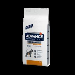 ADVANCE DIET Weight Balance - sucha karma dla psów 12kg [923763]