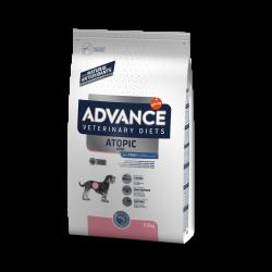 ADVANCE DIET Atopic Mini Trout - sucha karma z pstrągiem dla psów ras małych 7,5kg [928105]