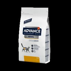 ADVANCE DIET Renal Failure - sucha karma dla kotów 1,5kg [598211]