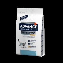 ADVANCE DIET Gastroenteric Sensitive - sucha karma dla kotów z wrażliwością pokarmową 8kg [926198]