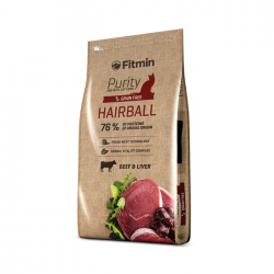 FITMIN cat Purity hairball 10kg